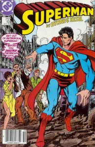 Leave Superman! Before you kill someone!