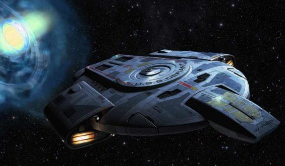 Star Trek Online Goes Free To Play